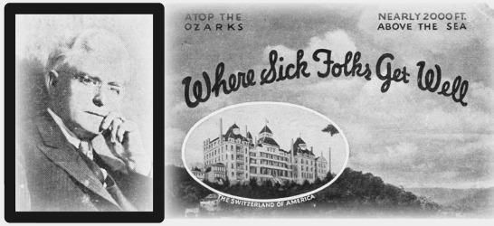 Affiche Hôpital Baker