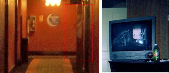 Apparitions présumées au Crescent Hotel