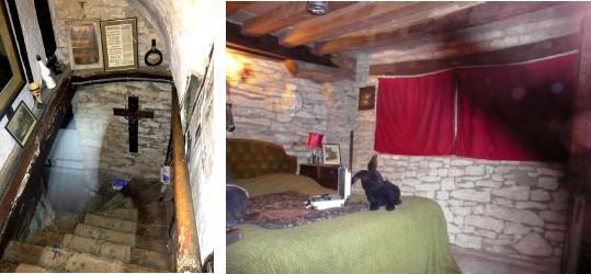 Fantômes présumés à l'Ancient Ram Inn