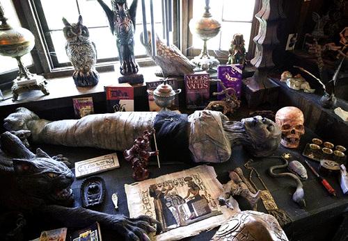Le Musée de l'Occulte des Warren