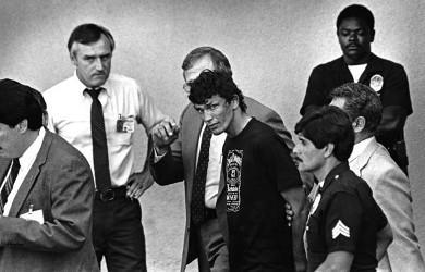 Arrestation Richard Ramirez