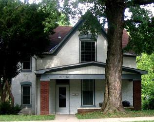 La maison de Sallie
