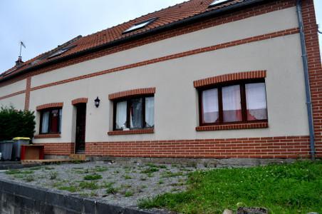 La maison de M. et Mme Larmigny
