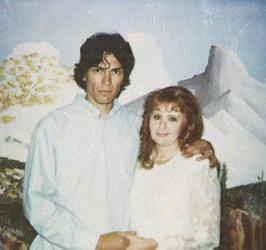 Mariage de Richard et Doreen