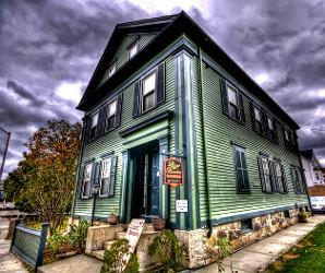 La Maison de Lizzie Borden