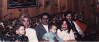 La famille Bean en 1969