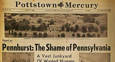 Pennhurst: La Honte de la Pennsylvanie
