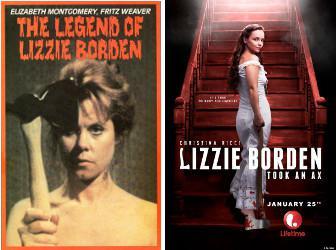 Affiches Lizzie Borden