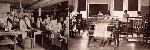 Les Ateliers de Pennhurst