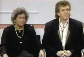 Janet et Bobby en 1991