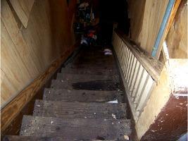 Escaliers du Premier Étage