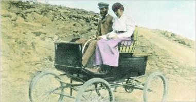 Freelan et Flora en 1899