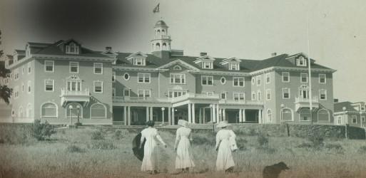 L'Hôtel Stanley autrefois