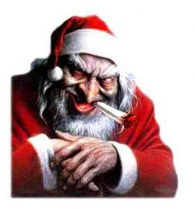 Père Noël Maléfique