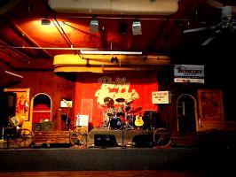 La scène au Bobby Mackey's Music World