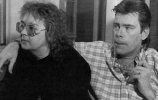 Stephen King et Tabitha
