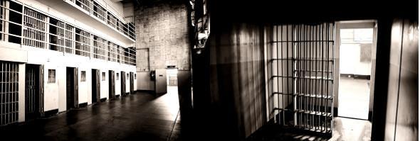 Le Bloc D et cellule d'isolement