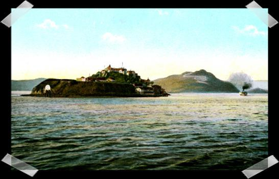 L'ile d'Alcatraz