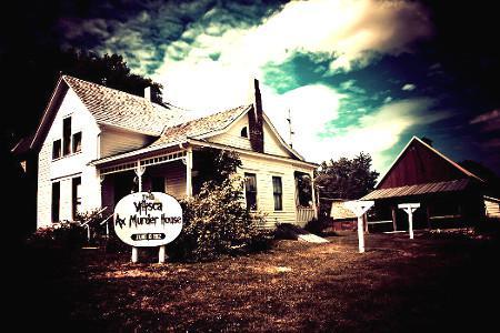 Maison Moore à Villisca
