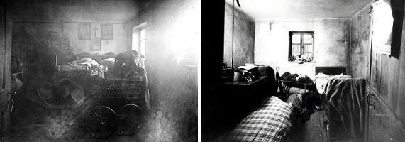 Chambres de Viktoria et de la Servante