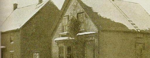Esther Cox, le Mystère d'Amherst