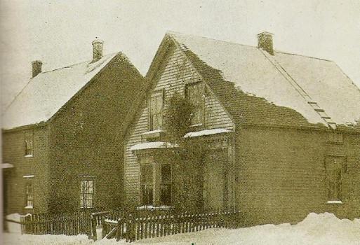 Maison d'Esther Cox