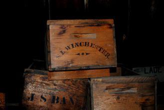 Caisses d'Armes Winchester