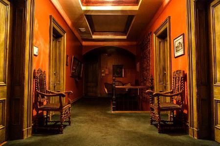 Couloir du Manoir des Lemp
