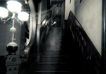 Fantôme Maison Winchester