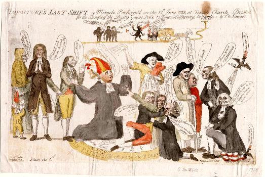 L'Exorcisme de George Lukins