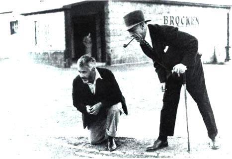 Harry Price et M. Joad