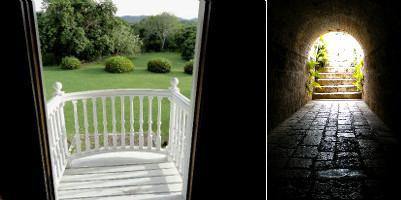Le Balcon d'Annie et le Donjon