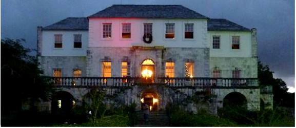 Rose Hall de Nuit