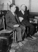 Rudi Schneider et Harry Price