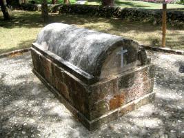 La Tombe d'Annie Palmer