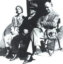 Voirrey, Harry Price et M. Lambert