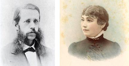 William et Sarah Winchester