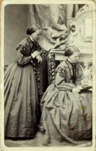 Jeune Femme et son Double