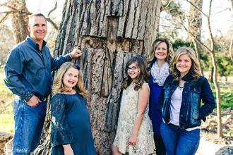 La Famille Beam devant l'Arbre Creux