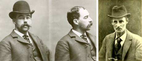 Herman Holmes et Benjamin Pitezel