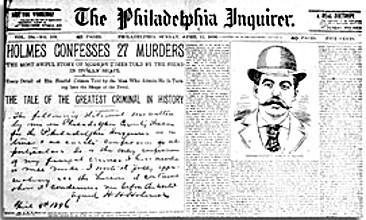 Article de Journal Holmes