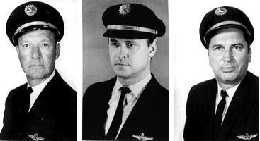 Robert Loft, Albert Stockstill et Donald Repo