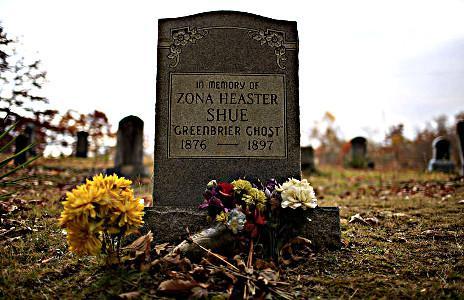 Tombe Zona Heaster Shue