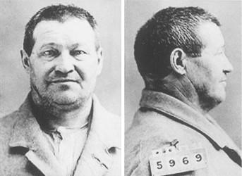Adolph Luetgert en Prison