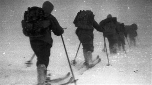 Skieurs du groupe Dyatlov