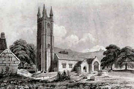 Église de Widecombe