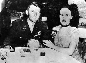Elizabeth Short et Matt Gordon
