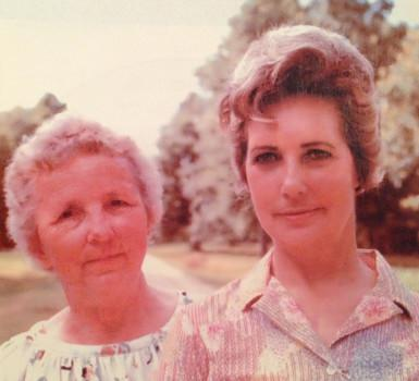 Vickie Landrum et Betty Cash