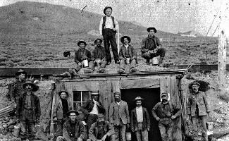 Mineurs en 1877
