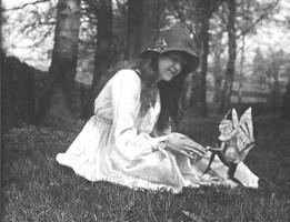 Elsie et le Gnome